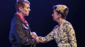 Brian J. Smith & Ingrid Craigie in Chichester Festival Theatres production of SWEET BIRD OF YOUTH