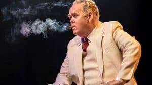 Richard Cordery in SWEET BIRD OF YOUTH in Chichester Festival Theatres production of SWEET BIRD OF YOUTH
