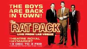 The Rat Pack musical, London