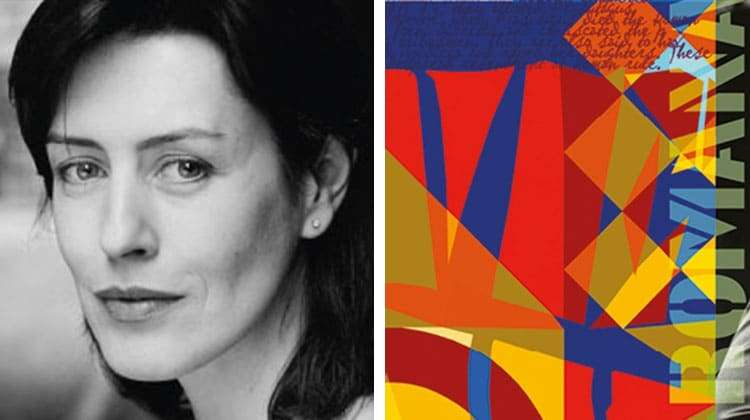 Gina McKee in Boudica, Shakespeare's Globe, London