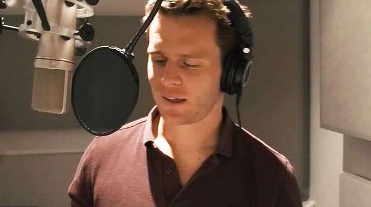 Jonathan Groff in new musical podcast 36 Questions