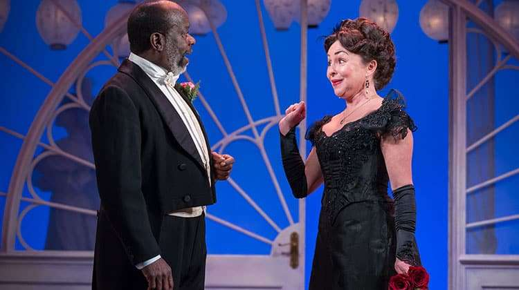 Samantha Spiro in Lady Windermere's Fan