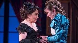 Samantha Spiro in Lady Windermere's Fan