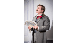 Kevin Bishop in Lady Windermere's Fan