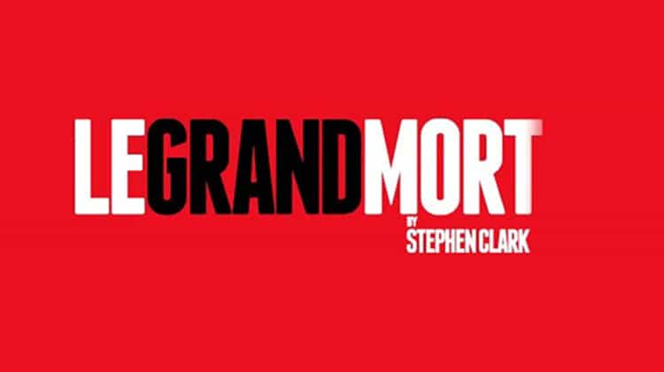 Le Grand Mort at Trafalgar Studios starring Julian Clary