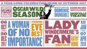 The Oscar Wilde Season Vaudeville Theatre