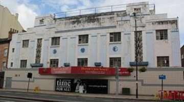 Stockton Globe Theatre