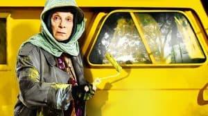 Sara Kestelman in Alan Bennett's The Lady in The Van