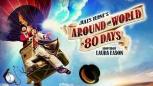 Around The World IN 80 Days at Cadogan Hall