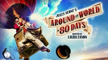 Around The World IN 80 Days at Cadogan Hall