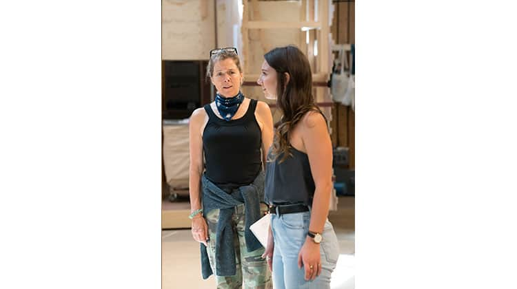anie Dee and Zizi Strallen - FOLLIES - National Theatre, London