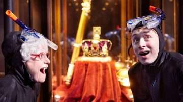 Gangsta Granny, Garrick Theatre, London