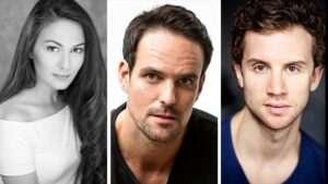 Kelly Mathieson, Ben Lewis & Jeremey Taylor | The Phantom of the Opera, London