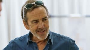 Robert Lindsay in rehearsals for Prism at Hampstead Theatre