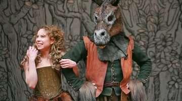 Michelle Terry | Shakespeare's Globe