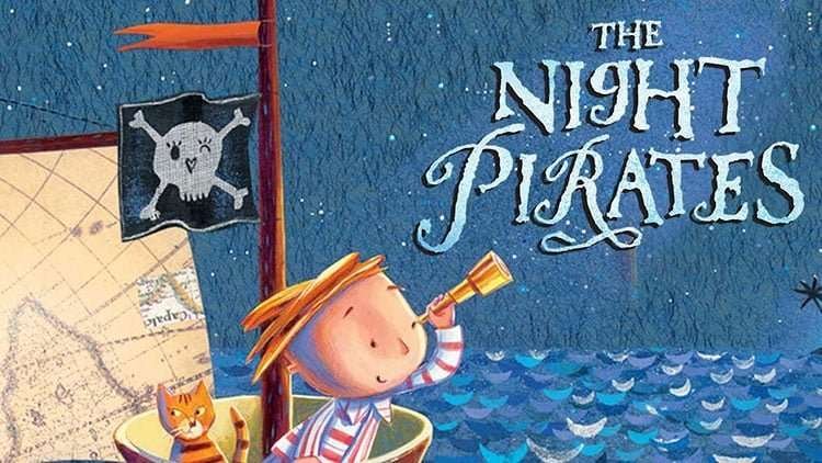 The Night Pirates at the Rose Theatre Kingston