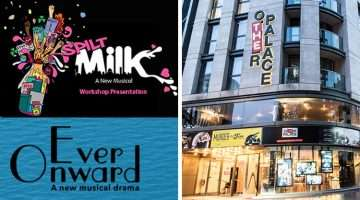 Spilt Milk & Ever Onward at The Other Palace Theatre, London