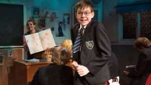 The Secret Diary Of Adrian Mole, London