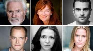 Things I Know To Be True UK Tour cast photos