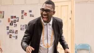 Kwame Kwei-Armah by Johan Persson