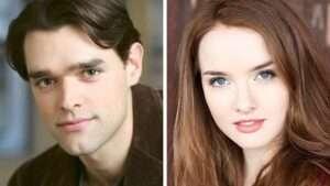 Chris Peluso & Anna O'Byrne