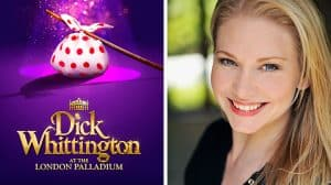 Emma Williams joins Dick Whittington at London Palladium