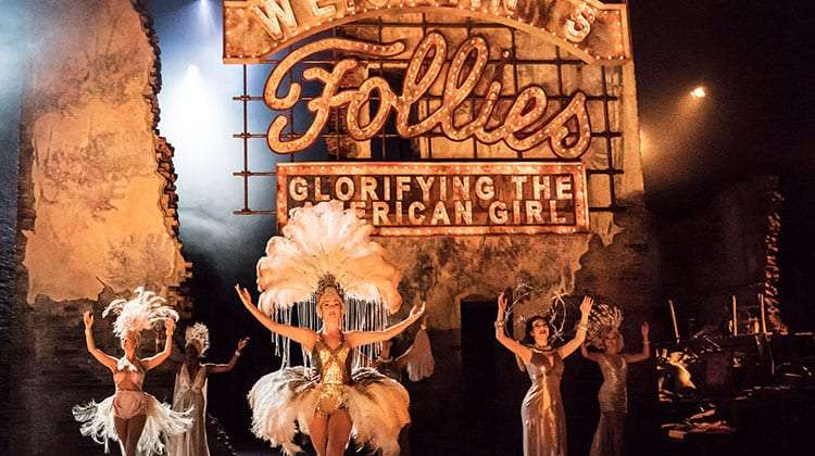 | First look at Follies