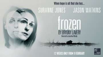 Frozen at Theatre Royal Haymarket
