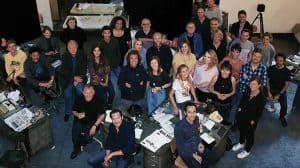 Full cast image of James Graham's Ink