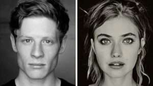 James Norton & Imogen Poots