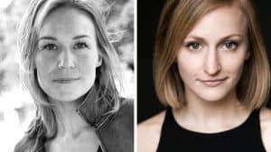 Joanna Riding & Carly Bawden