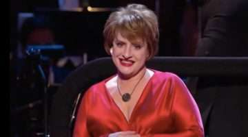Patti Lupone singing 'Ladies Who Lunch'