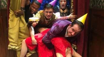 The Play That Goes Wrong 3rd Birthday