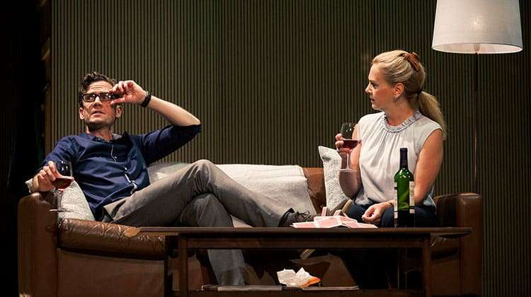 | First look: Laurence Fox in The Real Thing