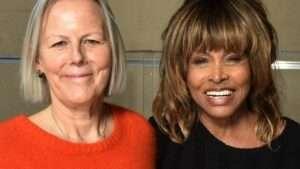 Phyllida Lloyd & Tina Turner
