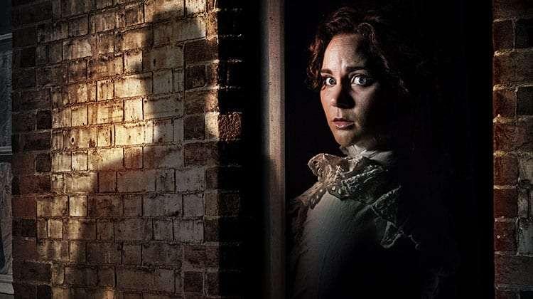 Natasha J Barnes stars in Tryst