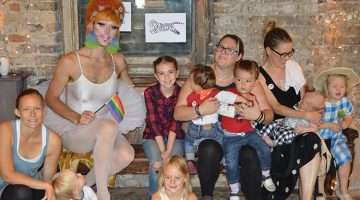 Tales In Drag at Wilton's Music Hall