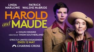 Harold and Maude, Charing Cross Theatre