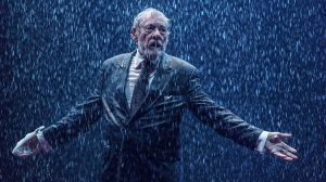 Ian McKellen in King Lear at Chichester Festival Theatre. Photo Manuel Harlan