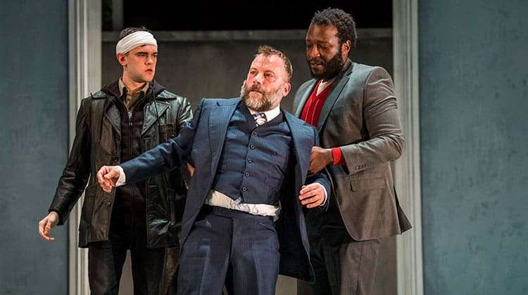 | The Seagull at the Lyric Hammersmith