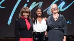 Tina Turner, Adrienne Warren, Phyllida Lloyd