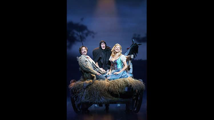 | Young Fankenstein The Musical in London