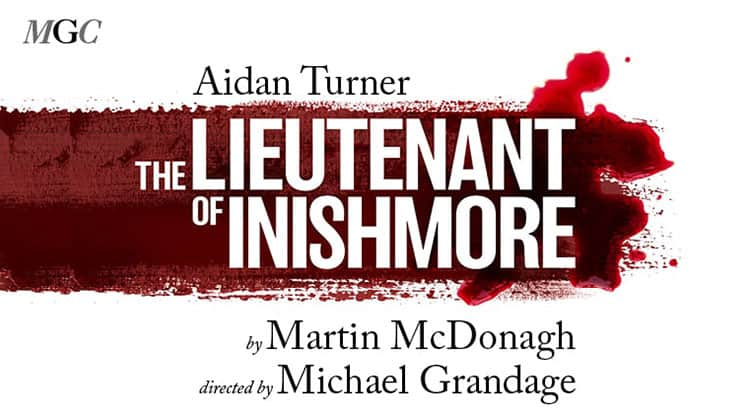 The Lieutenant of Inishmore at the Noel Coward Theatre starring Aidan Turner
