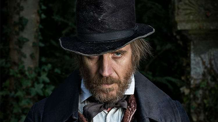 A Christmas Carol with Rhys Ifans