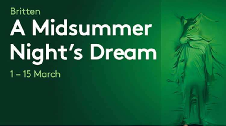 English National Opera - A Midsummer Night's Dream 2018