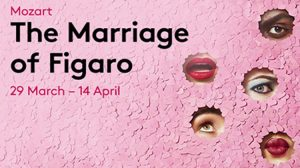 English National Opera - The Marriage of Figaro 2018