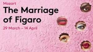 English National Opera - The Marriage of Figaro 2018