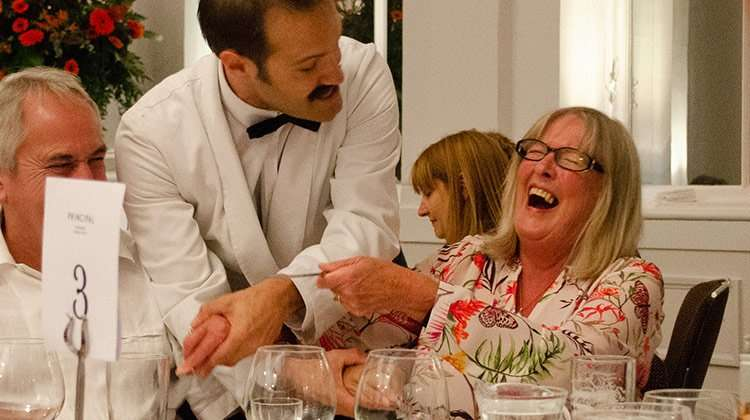 | Faulty Towers The Dining Experience
