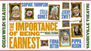 The Importance of Being Earnest, London