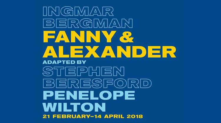 Fanny & Alexander with Penelope Wilton